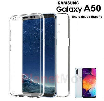 Funda protección full body 360 Samsung Galaxy A50