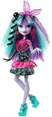 Monster High Twyla Peinados