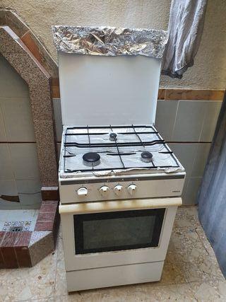 cocina y horno