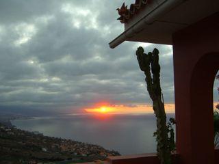 CASA en El Sauzal con VISTAS ESPECTACULARES