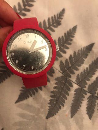 Reloj espejo O'clock