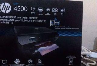 IMPRESORA WIFI HP Envy 4500 All-in-One
