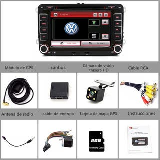 Radio pantalla gps volkswagen