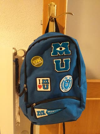 mochila monstruos university Disney