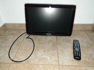 Televisión Samsung 18 pulgadas