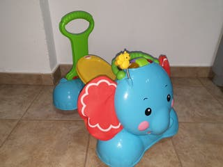 Andador 3 en 1 Elefante Fisher price