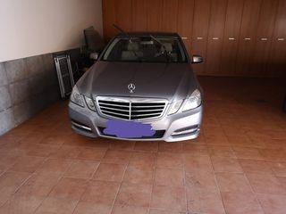 Mercedes-Benz Clase E 2012