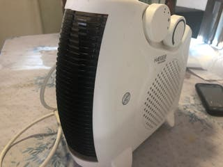Calentador & ventilador