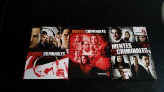 Mentes Criminales Varias temporadas