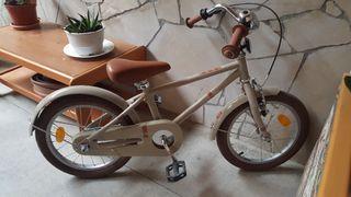 Bici vintage infantil