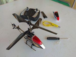 Micro Helicoptero de radio control