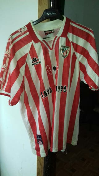 camiseta de athletic Bilbao