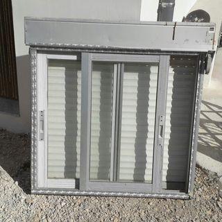 ventana aluminio