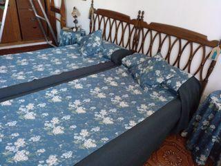Par de camas