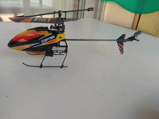 Micro Helicoptero radio control