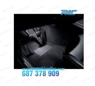 Plafones LED para luz de pies y puertas BMW