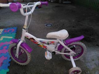 bicicleta infantil Dora exploradora