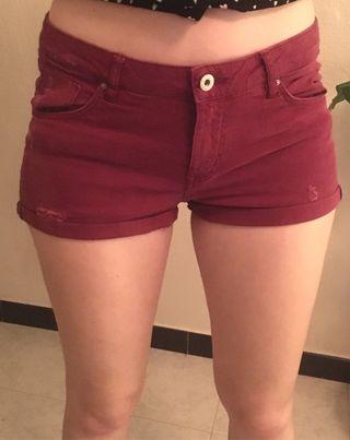 Pantalon short t38