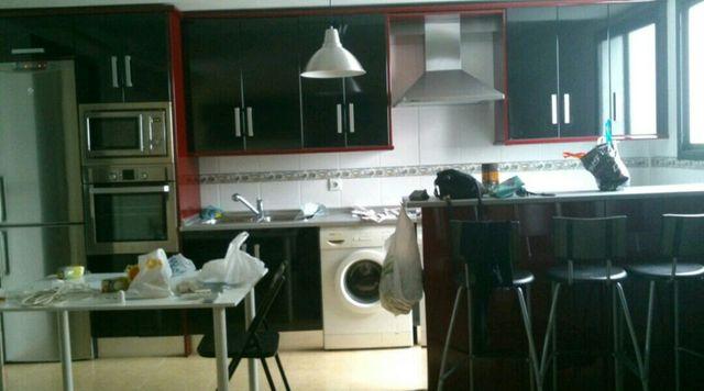 Muebles cocina lacados. de segunda mano por 800 € en ...