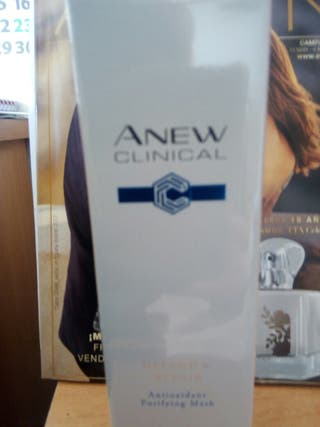 mascarilla purificante antioxidante (nuevo)