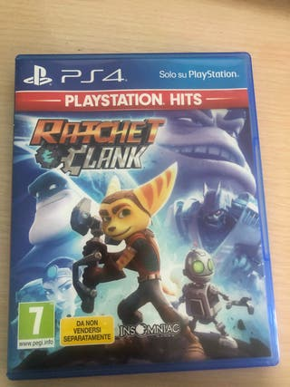Rachet of clank ps4