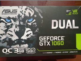 grafica Asus Gtx 1060 3gb