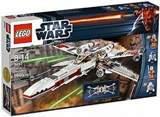 LEGO STARWARS X WING