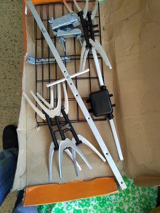 antena TV axil