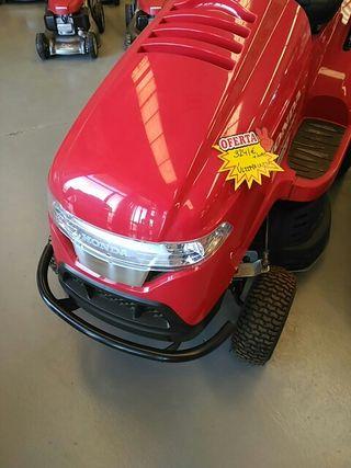 tractor cortacesped honda hf2315hm