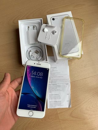 Iphone 7 32gb. Impecable Libre Completo