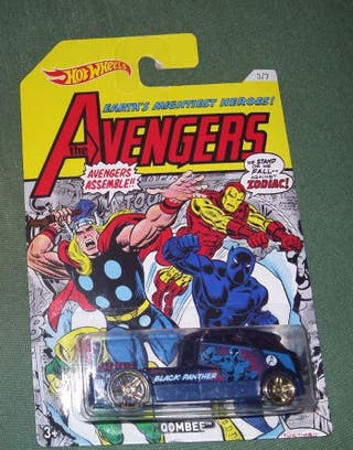 Hotwheels Avengers Qombee