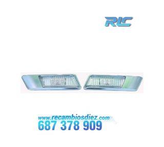 INTERMITENTES LED CROMO E36,E34 88-95