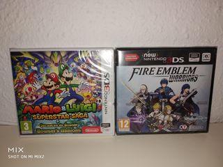 Juegos Nintendo 3ds Nuevos