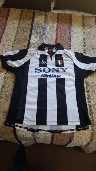 Camiseta Juventus 97/98