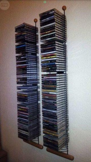 Archivador CD y DVD