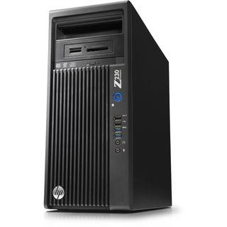HP Z230 Servidor / Ordendor