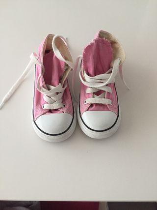 Zapatillas converse num. 24