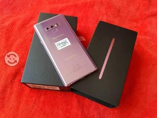 Samsung Galaxy note 9 128Gb lila libre