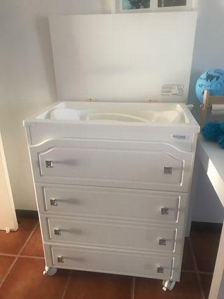 Mueble bañera micuna