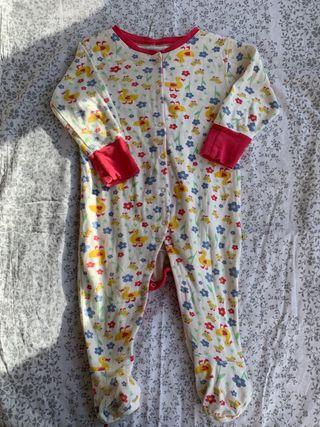 Pijama bebé frugi 6-12 meses