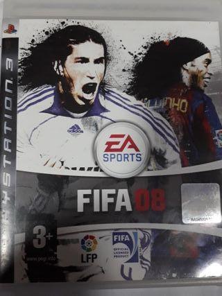 juego FIFA 08