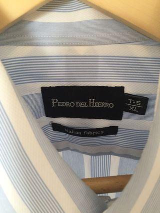 2 Camisas caballero Pedro del Hierro