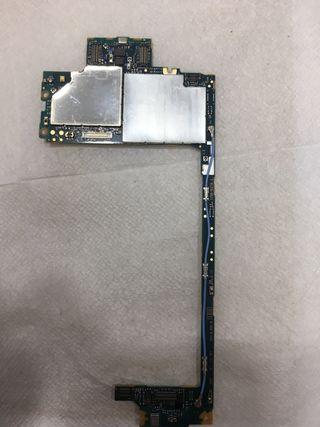 Xperia X 32gb placa base libre