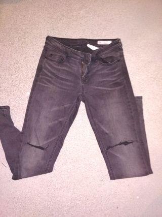 pantalon zara t.36