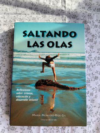 Saltando las olas, María Montero-Ríos Gil