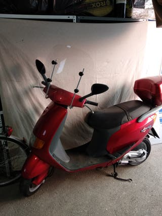 Piaggio de 125cc