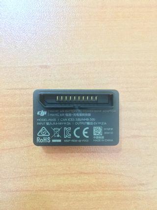Accesorio dji mavic air batería externa