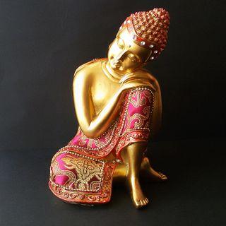 Estatua Buda durmiente
