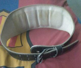 pesa mancuerna cinturón