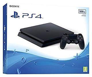 PS4 500GB + FIFA 18 + GRAN TURISMO 5